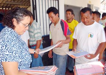 MINED en la búsqueda de 14 mil voluntarios