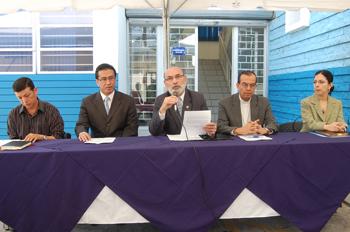 Comisión Nacional de Búsqueda de Niños y Niñas Desaparecidos inicia funciones
