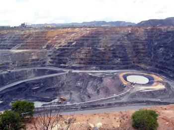El 14% de territorio centroamericano en manos de mineras canadienses